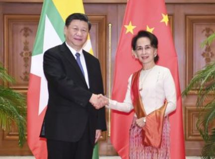 From Myanmar To Pakistan, China's Ambitious Gamble