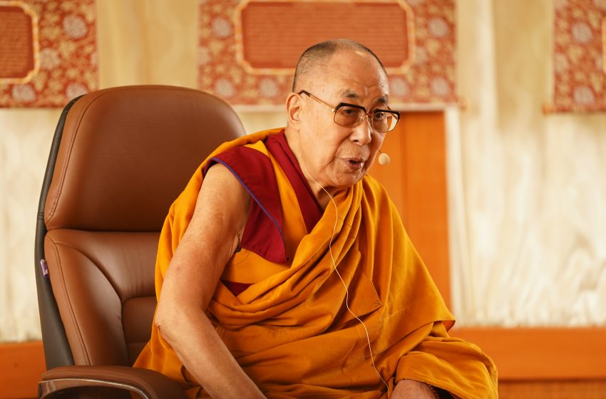 If China Chooses My Successor, Tibetans Won't Accept: Dalai Lama