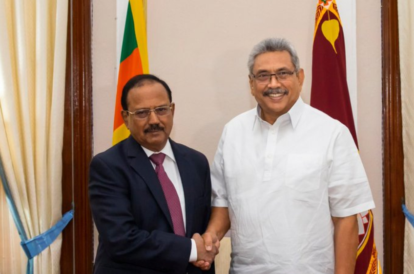 India Seeks Greater Maritime Cooperation With Sri Lanka In Indian Ocean Region
