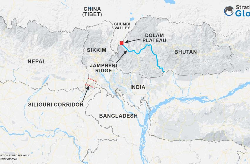 China-India-Bhutan: A Complex Triangle