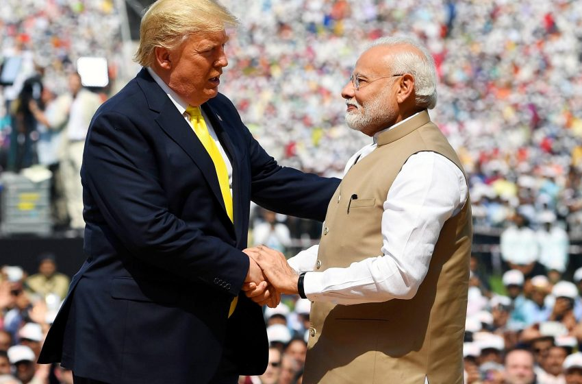 In Ahmedabad, Trump Plays To The Gallery But Indicates He Means Business