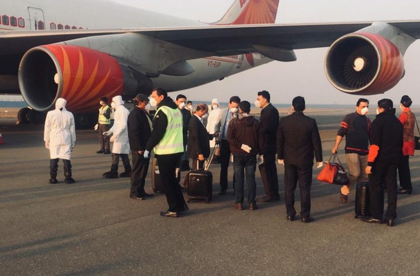 India Pulled Off The Wuhan Evacuation: Here's The Inside Story