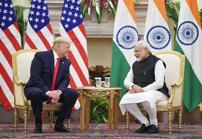 Modi-Trump Meet: No Trade Deal But Defence Agreements Worth $3 Bn Signed