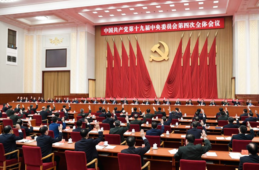 Can China's Communist Party Survive The Chinese Virus Fallout?