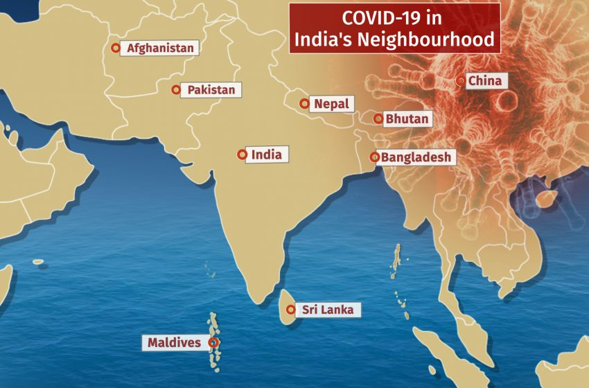 Chinese Virus In India's Neighbourhood – Part 1