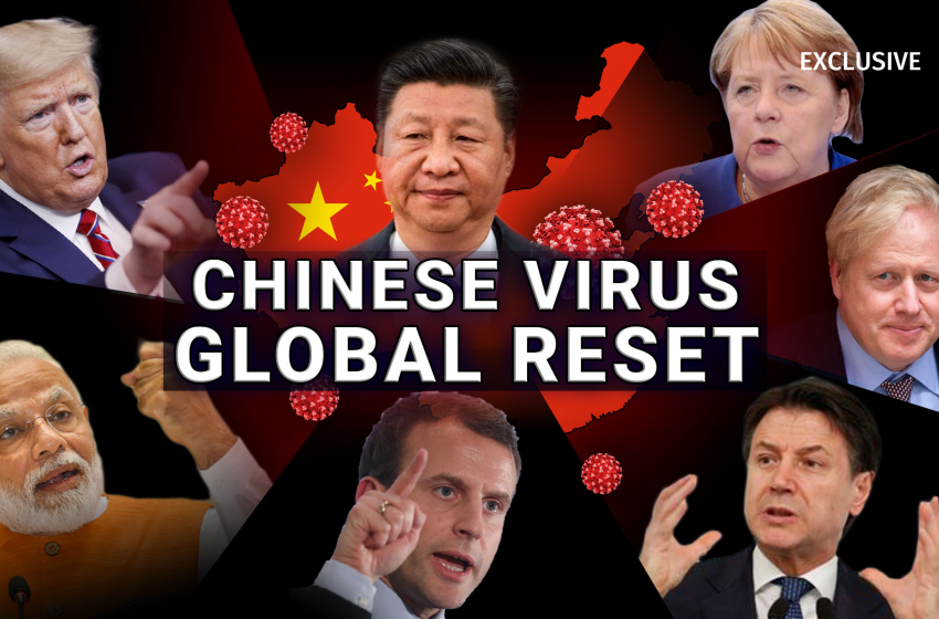 'West Is In Decline But There's No Certainty Yet Of A Chinese-Led World Order'