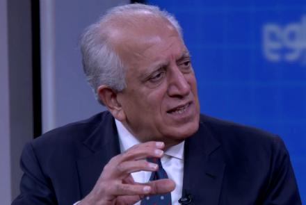 Khalilzad Hopes Intra-Afghan Talks Conclude In '100 Days'