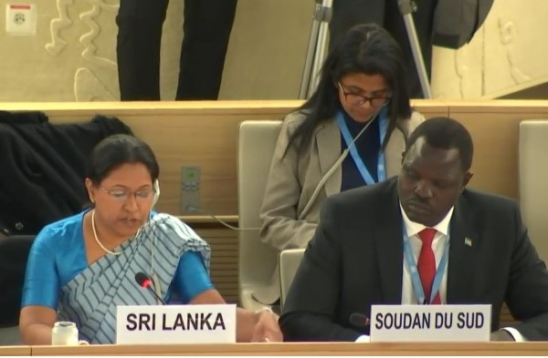 Sri Lanka Rejects UN Special Rapporteur's Report
