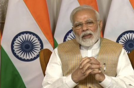 Prime Minister Narendra Modi recently held a meeting with Indian envoys where he advised Heads of Mission to suitably publicise the PM-CARES Fund. (Source: Twitter)