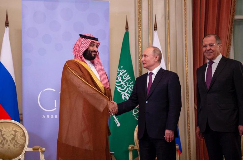 A Saudi-Russia Deal Won't Stop Oil Market From Haemorrhaging