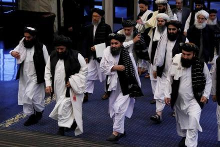 Taliban Drafts 'Charter' for Future Govt: Document