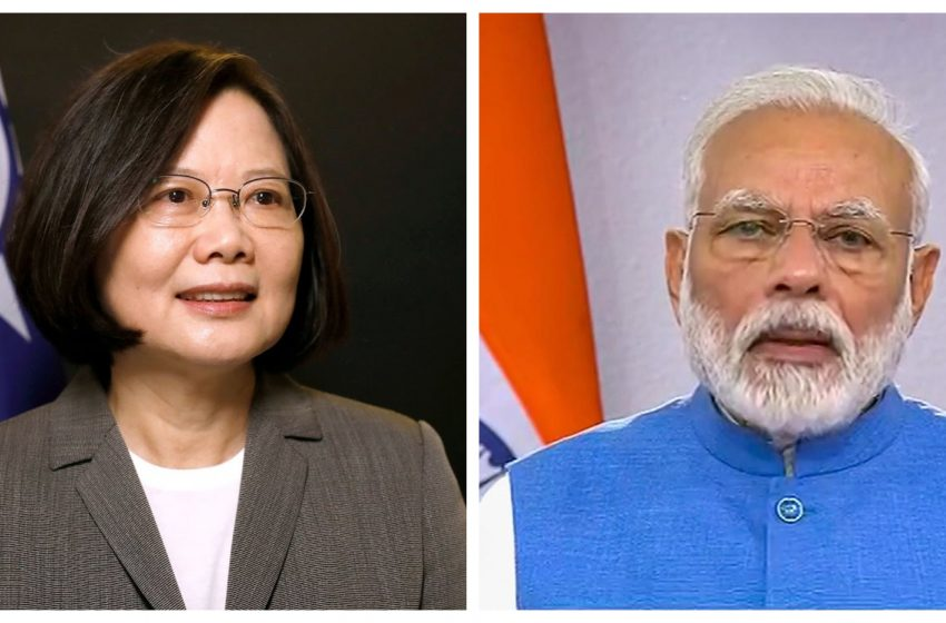 India's Inexplicable Silence Over Taiwan