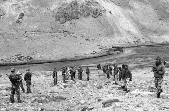 When Force Was Met With Counter-Force In Ladakh