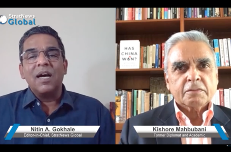 U.S. Has Blundered Into Geopolitical Contest With China: Kishore Mahbubani