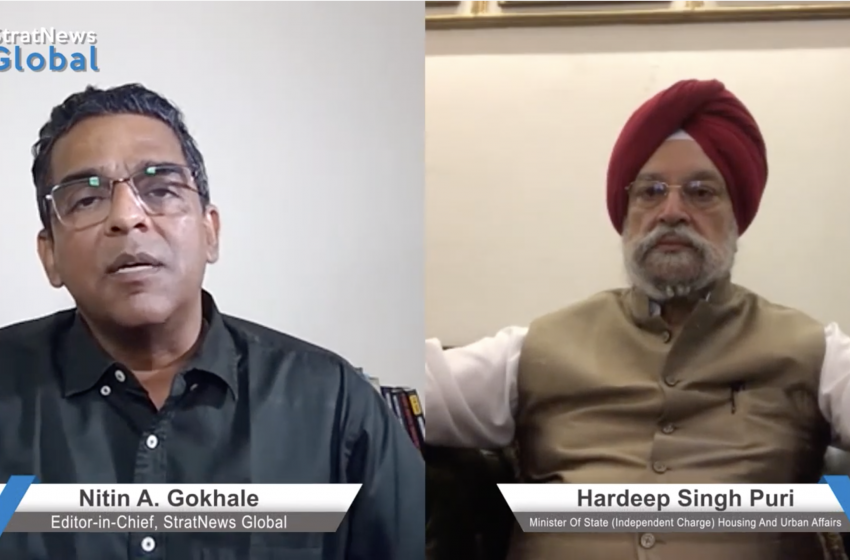 India Will Come Back Stronger, Better Able To Take On The World Post Crisis: Hardeep Puri