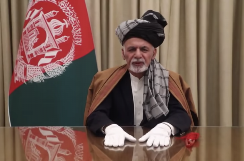 As Ghani Orders Forces Into Offensive Mode, Comes A Taliban Warning