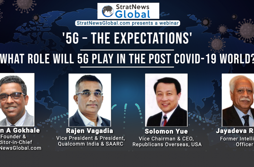 '5G Won't Be The Monopoly Of A Big Infrastructure Player'