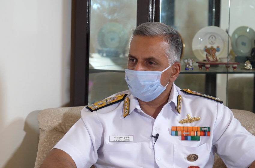 Evacuation Launched But Regular Operations Continue, Says Navy Vice Chief