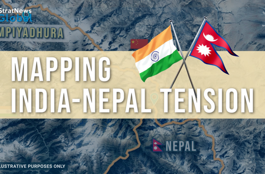 India-Nepal Cartographic War: The Friction Points