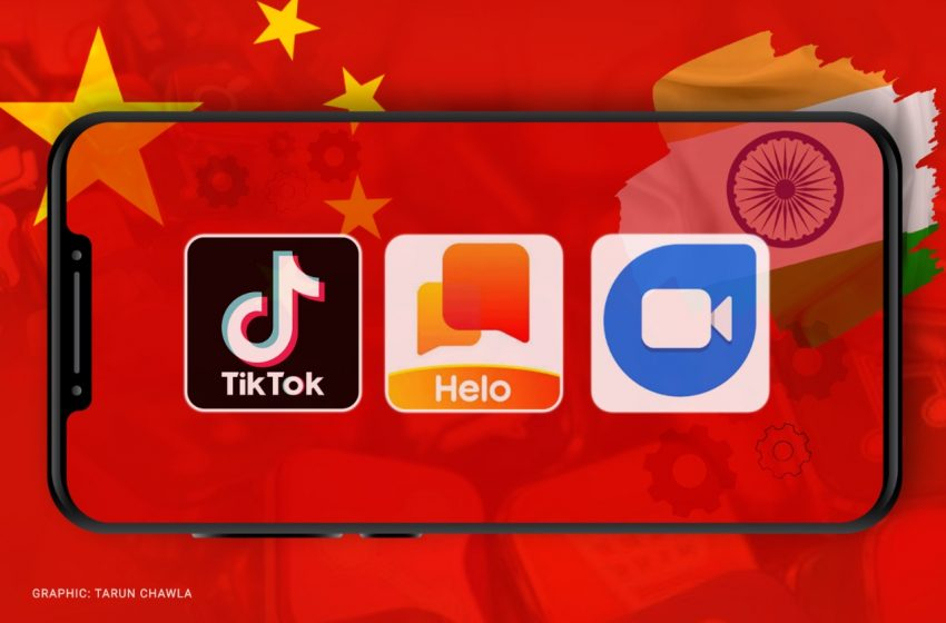 China's Tech War On India Through Apps