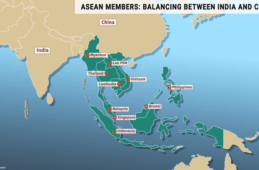 In LAC Clash With China, Expect No Overt ASEAN Support For India