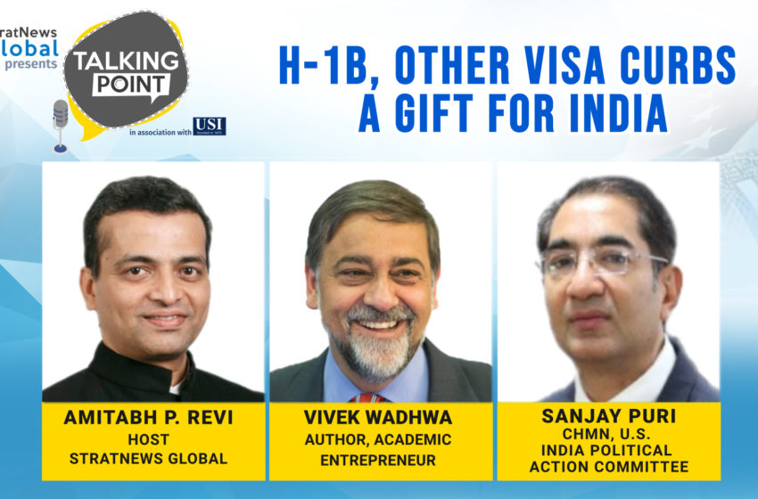 H-1B, Other Visa Bans A Green Card For Innovation In India: Expat Entrepreneurs