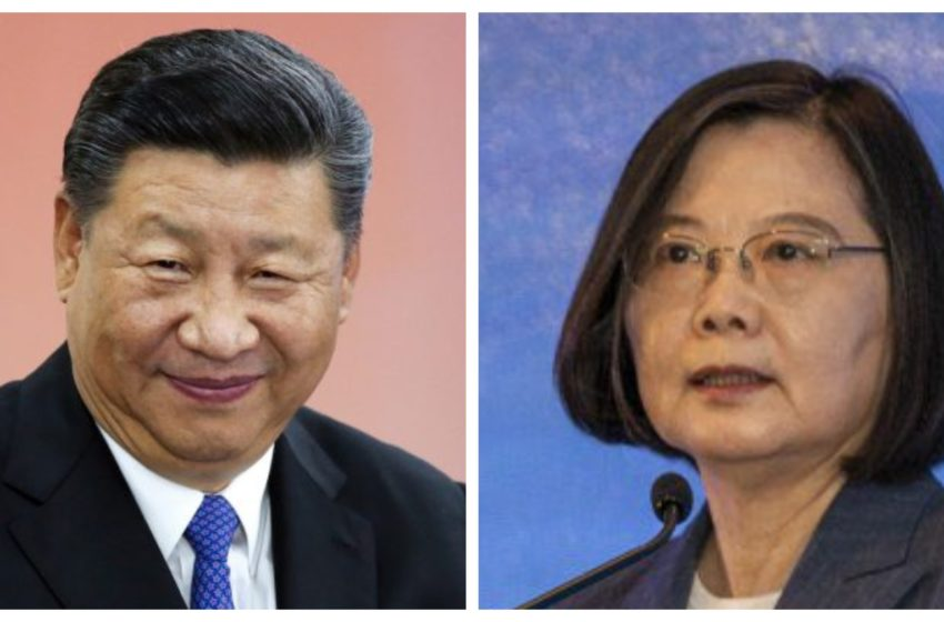 National Security Law Exposes Autocratic China's Ideological Clash With The Free World: Taiwan