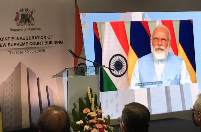 Our Aid Has No Strings: PM Modi Shows China Its Place In Indian Ocean Region