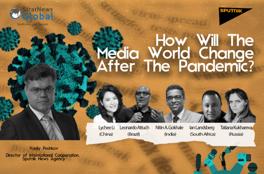 """Round Table Discussion For BRICS Media Managers: """"How Will The Media World Change After The Pandemic?"""""""