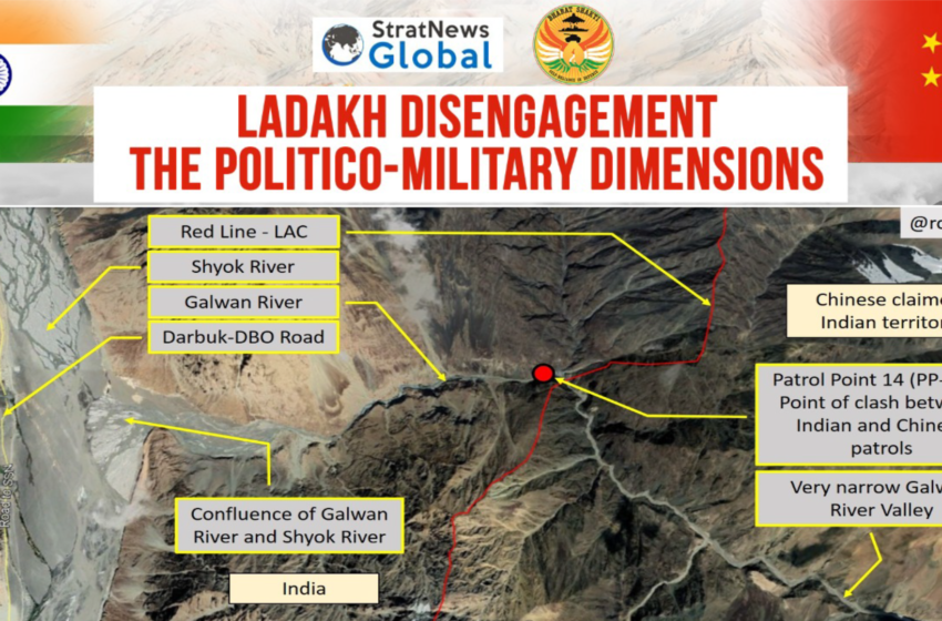 Ladakh Disengagement Begins: China 'Blowing Hot And Cold At The Same Time'