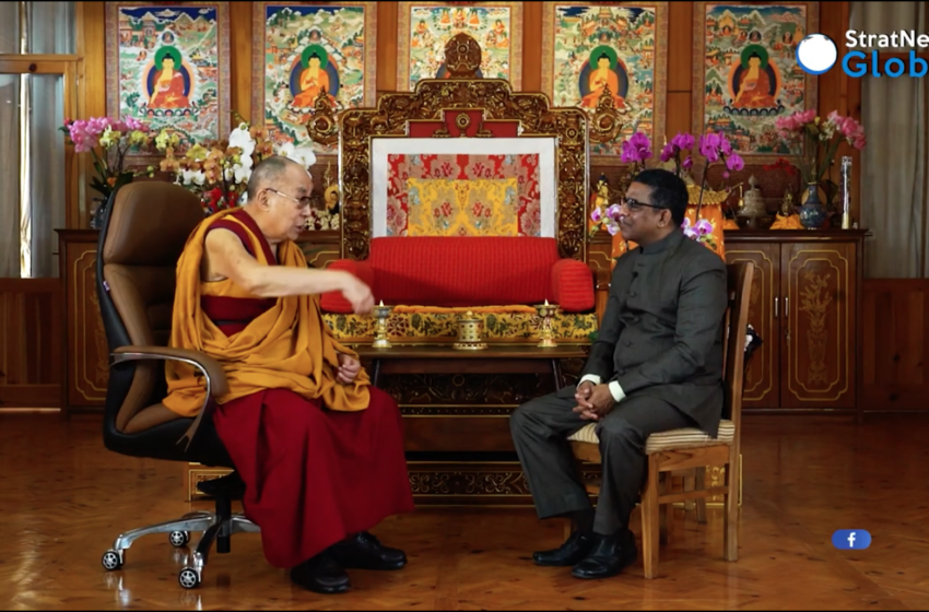 India Uses Occasion Of Dalai Lama's Birthday To Send Strong Signal To China