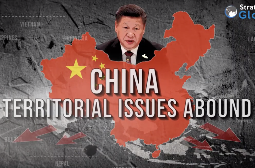 How Much Territory Can A Nation Usurp? Ask China