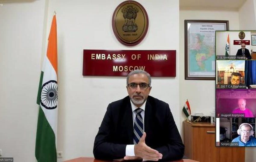 Russia Should Get Involved In Indo-Pacific To Safeguard Its Own Interests, Says Indian Envoy