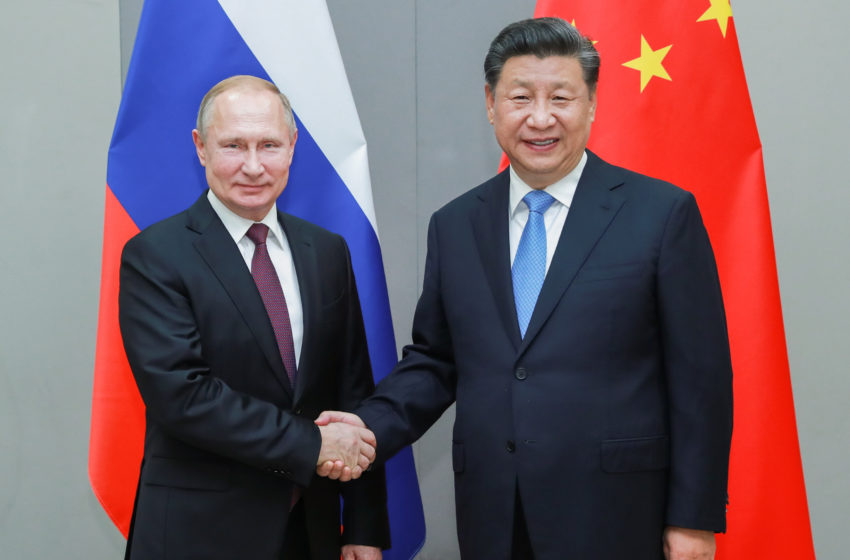 Can India Benefit From The Recent Strains In Russia-China Relations?
