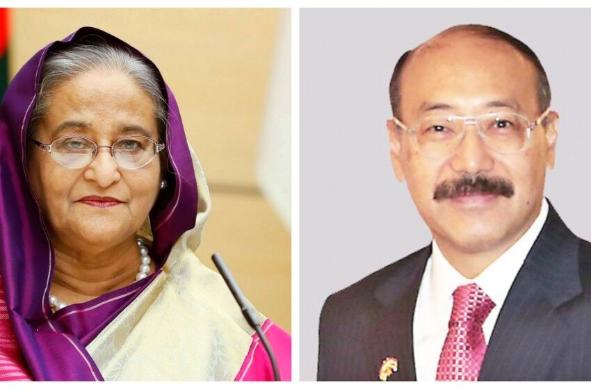 India's Foreign Secretary Meets Bangladesh PM But Irritants Remain