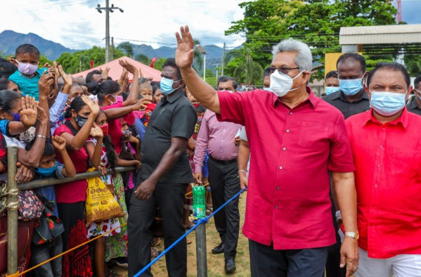 Sri Lanka Polls: As Rajapaksas Look For A Sweep, India Watches