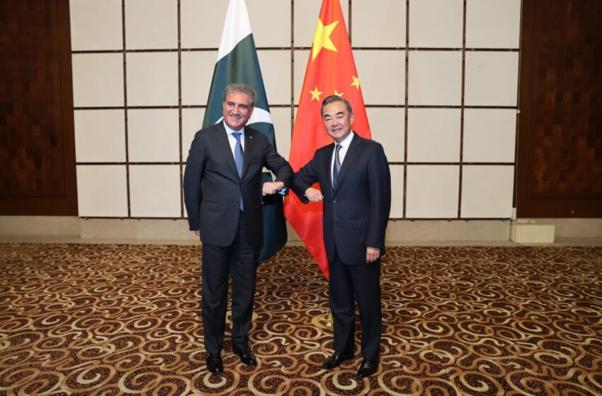 `Iron Brothers' Pakistan And China Play The Kashmir Tune