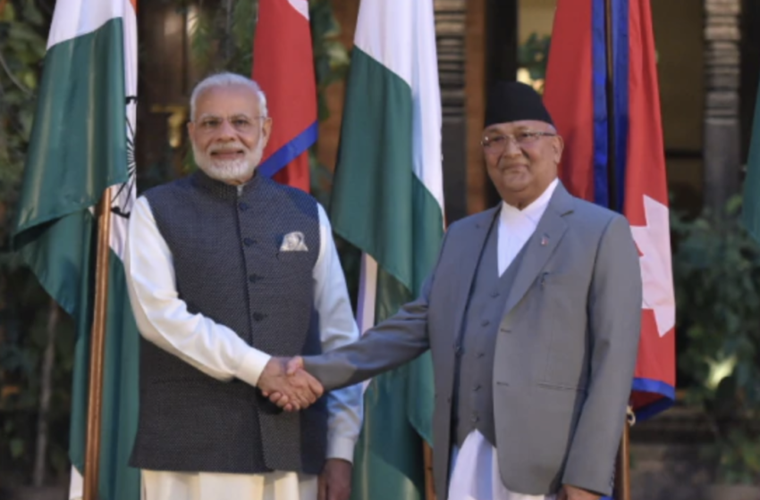 Nepal's Oli Dials Modi But Undercurrents Remain Troubled
