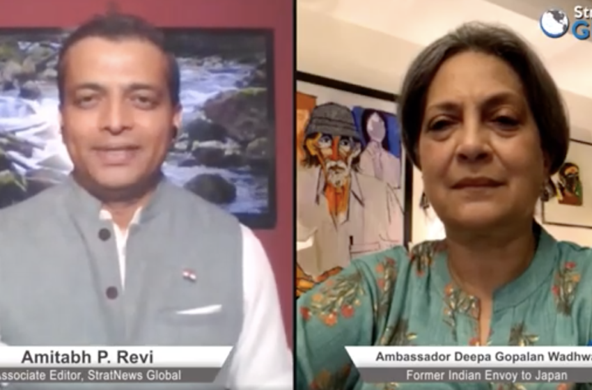 India-Japan Ties Will See Continuity, PM Shinzō Abe Will Still Be Very Influential: Ex-Envoy Deepa Gopalan Wadhwa