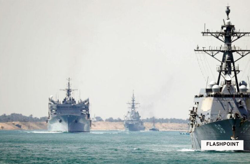 Will US-Iran Rivalry Turn Strait Of Hormuz Into An Inferno?