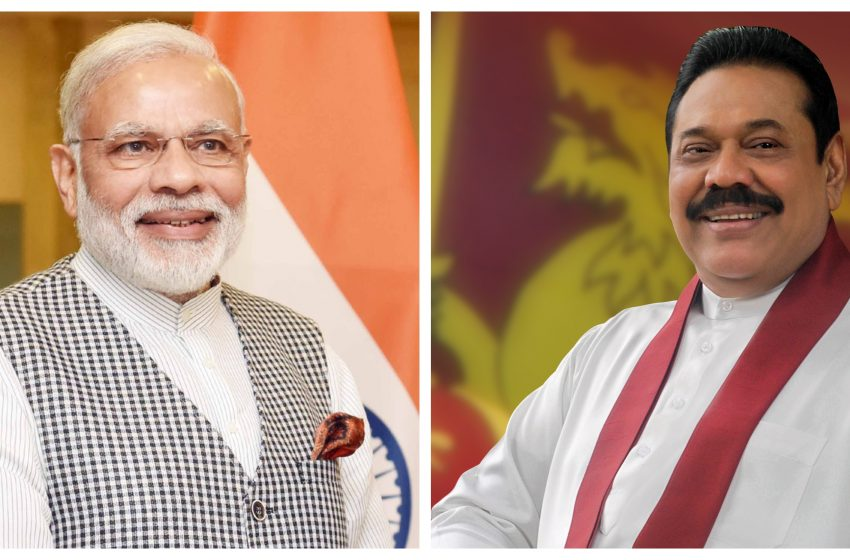 Modi-Mahinda Toast Buddhism At Virtual Summit, India Urges Tamil Rights