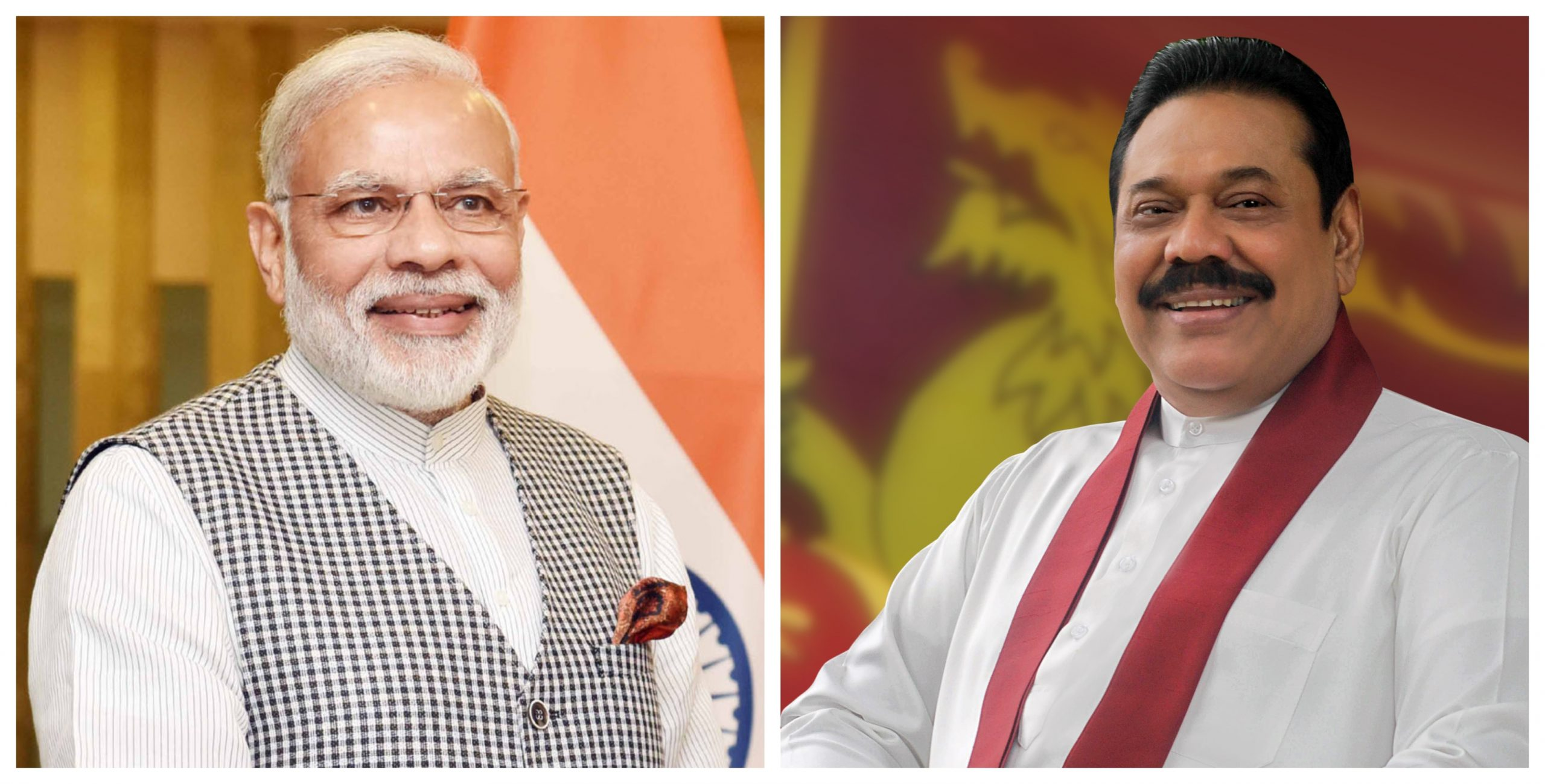 NEIGHBOURHOOD FIRST: Sri Lankan PM Mahinda Rajapaksa and Indian PM Narendra Modi had their first bilateral virtual Summit on saturday.