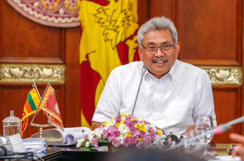 In The New Sri Lanka, President Gotabaya Will Be King!
