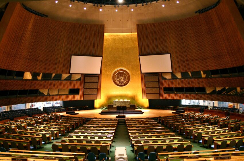'Veto Power & P-5 Centered Decision Making Has Paralysed UN'