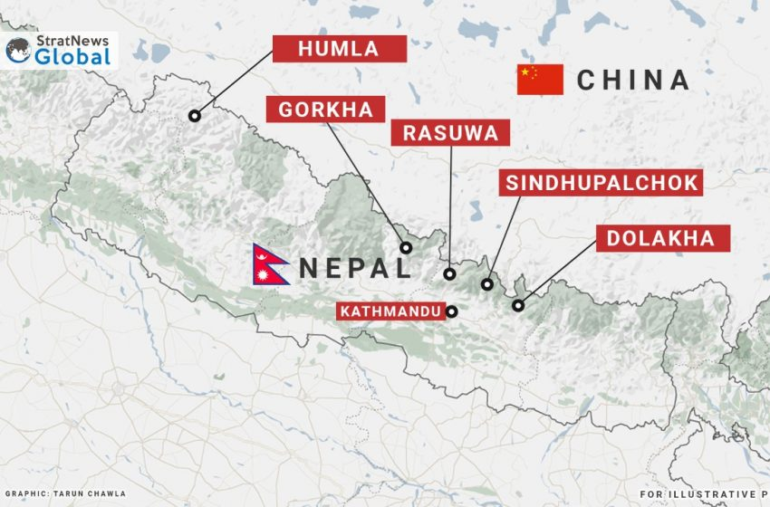 After Land Grab In Nepal, China Makes Claims In Bhutan
