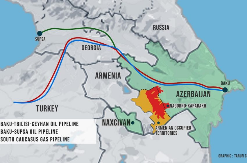 Nagorno-Karabakh: How Technology & Tactics Turned The Tide In Favour Of Azerbaijan