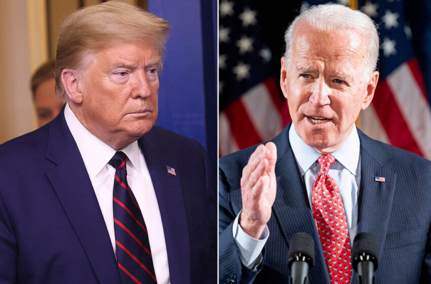With A Swipe At India, Trump Nails Biden In First Debate