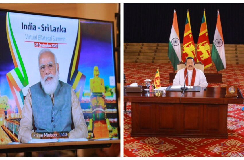 India Pushes For Early Decision On Lanka Port Project