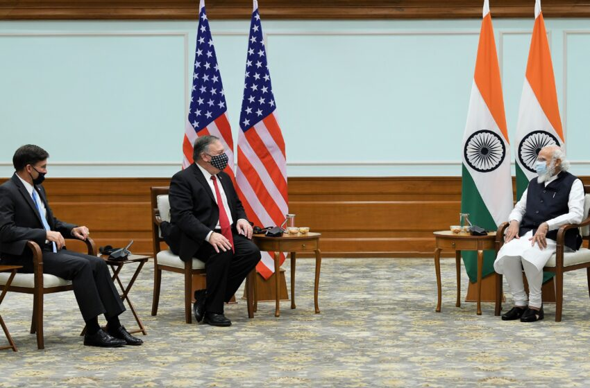 2+2 Ministerial Dialogue: India, US Jointly Challenge China, Ask Pak To Act On Terror