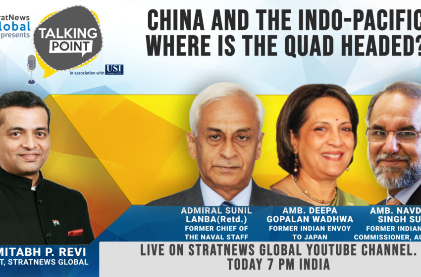 China And The Indo-Pacific: Where Is The Quad Headed?